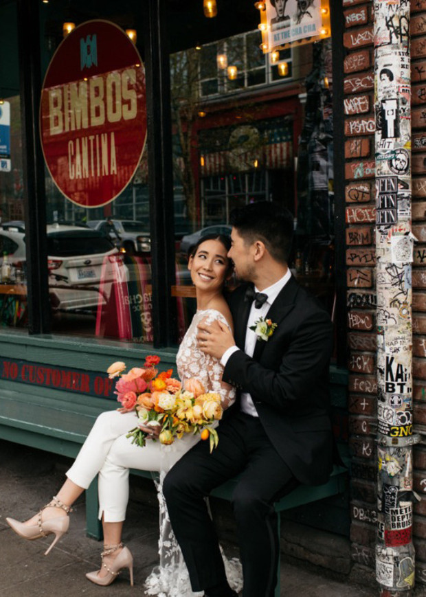 urban wedding ideas in Seattle