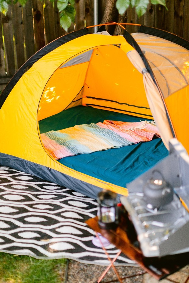 Amazon's Glamping Registry Is [Camp]Fire for the Outdoorsy Couple
