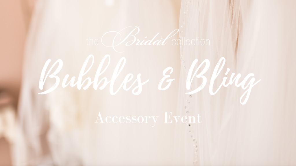 Bubbles & Bling Accessory Event