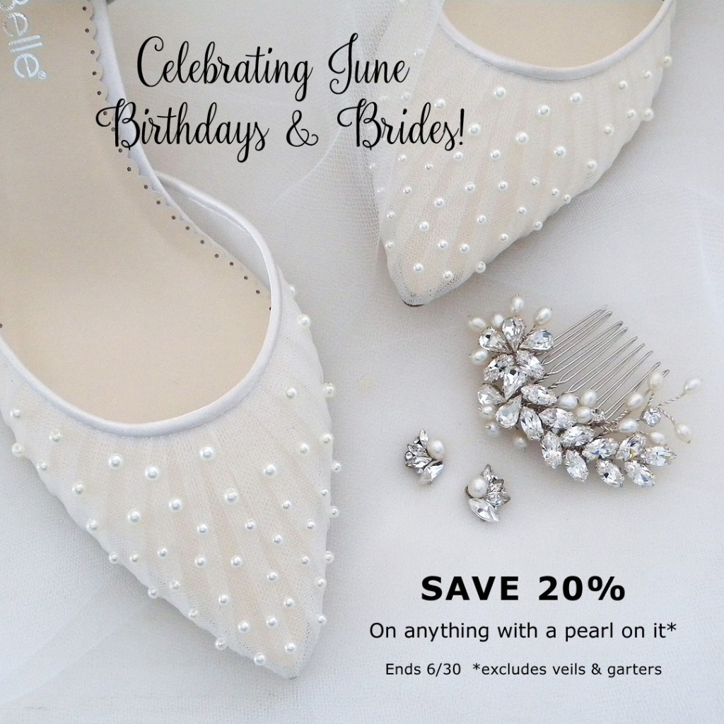 Celebrating June Birthdays & Brides