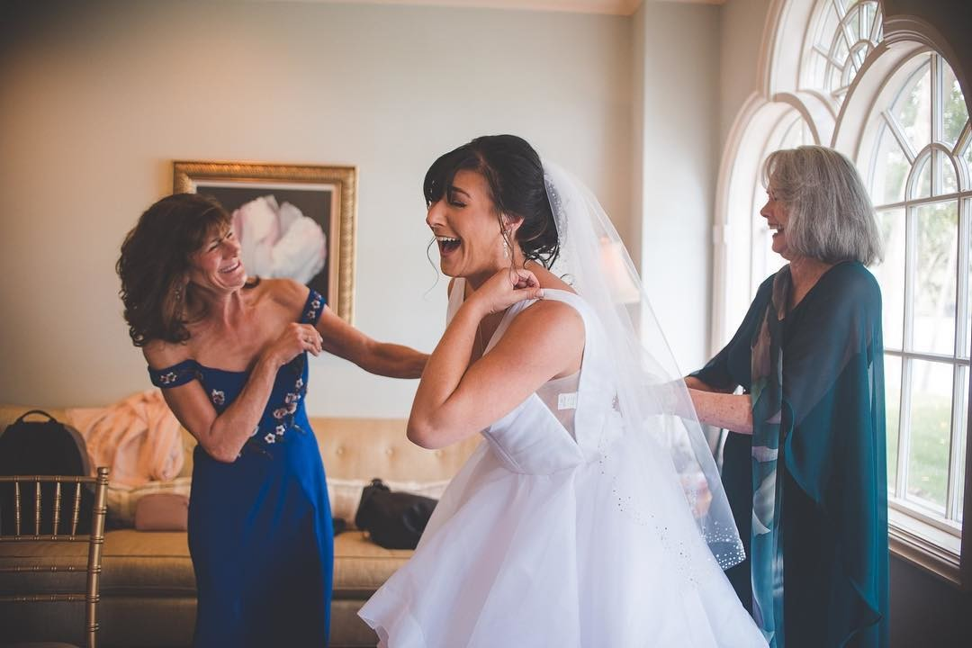 The Best part of shooting weddings is how happy everyone is!