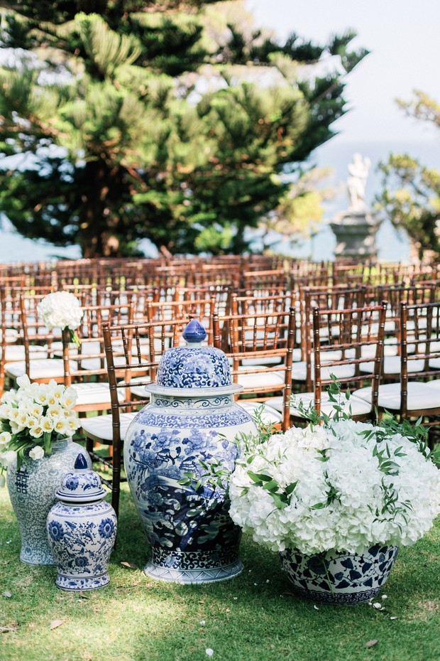 ceremony decor