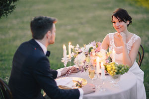 Romantic Vow Renewal Ideas