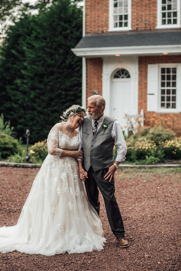 This Photographer Gave Her Grandparents the Best Anniversary Ever