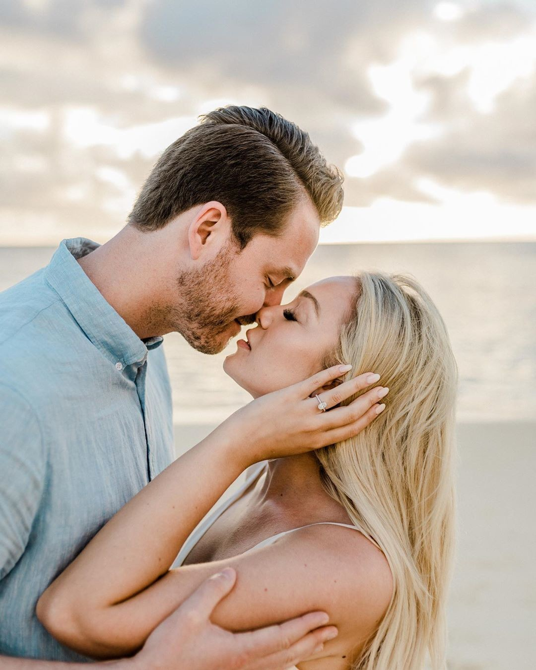 Julian and Ashley's sunrise Engagement session was just spectacular!