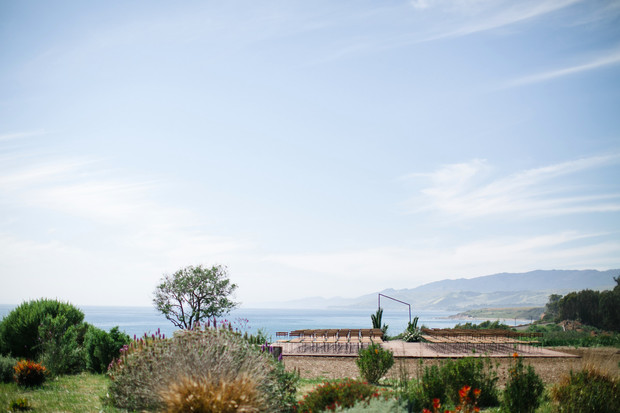 ocean view for your wedding ceremony