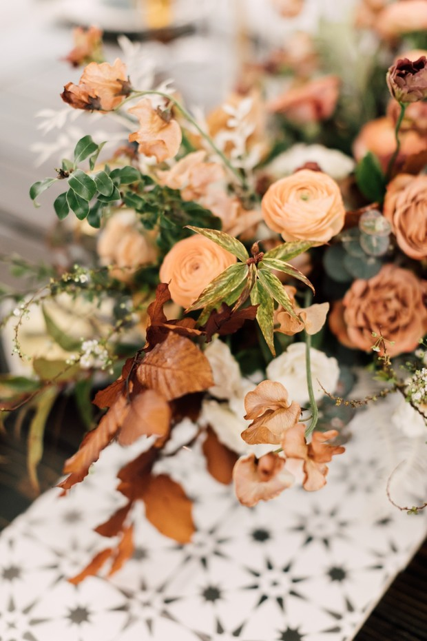 Now This Is How You Throw A Mid-Century Modern Wedding!
