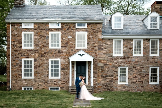 wedding venue Manor at Makefield Highlands