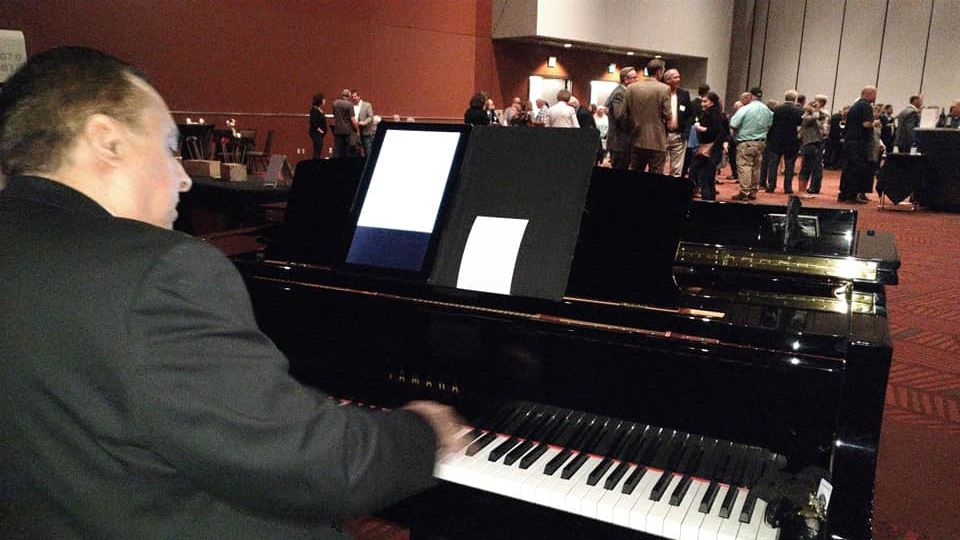 I Played piano for Darigold 100 years anniversary and this is what was the response
