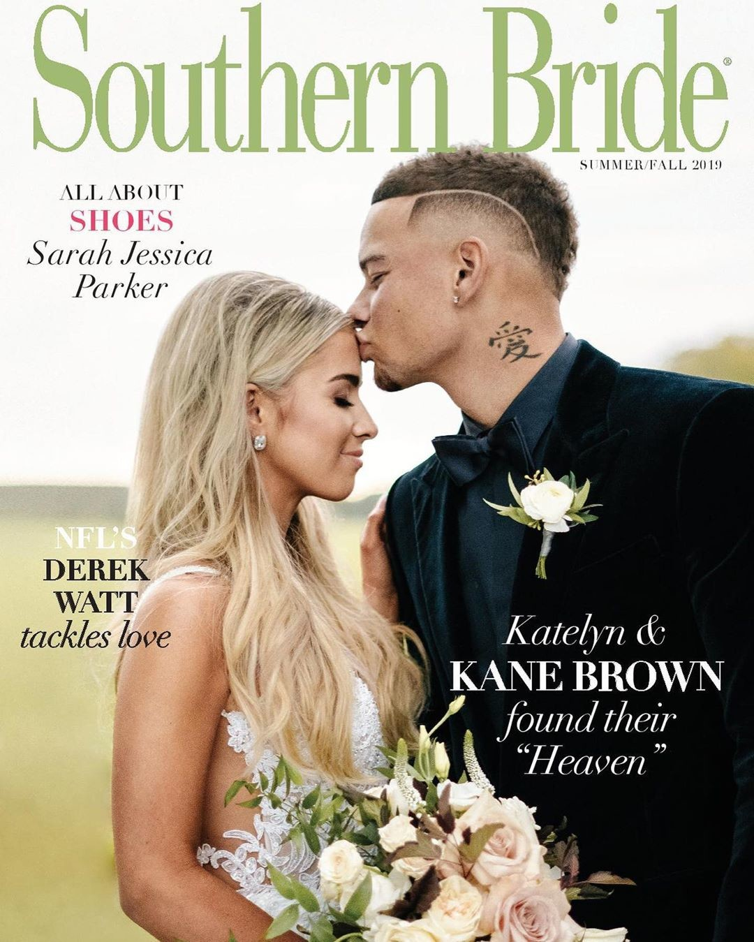 Small taste of HEAVEN in the latest edition of @southernbridemagazine