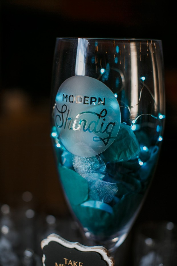 wedding glass favor