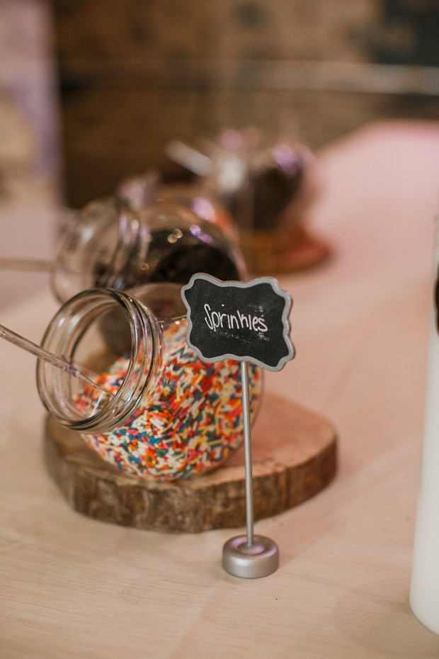 wedding sprinkles