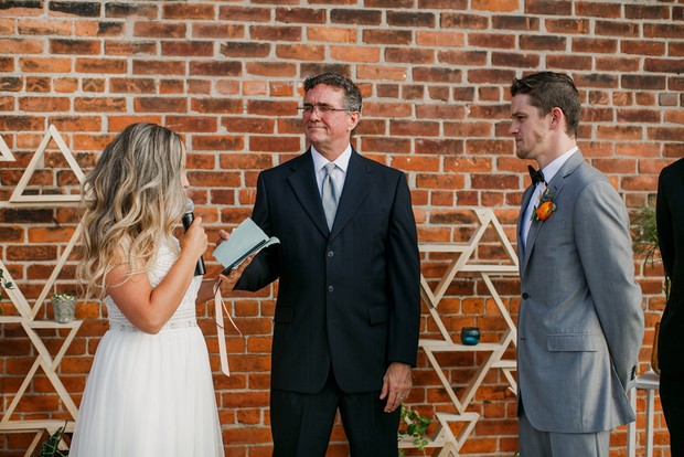 saying vows