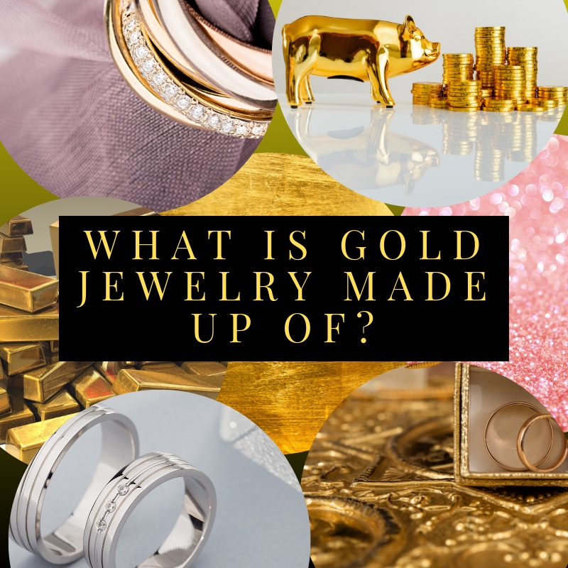 Gold jewelry has been popular forever, and we don't see this changing anytime soon. Whether it be wedding bands, engagement rings,