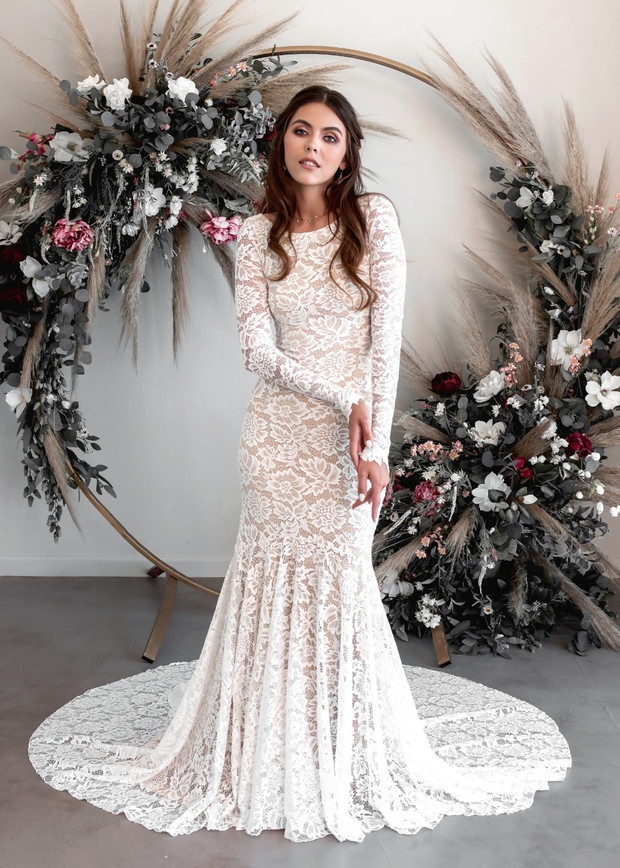 FLEUR- Wear Your Love Wedding Dress Collection
