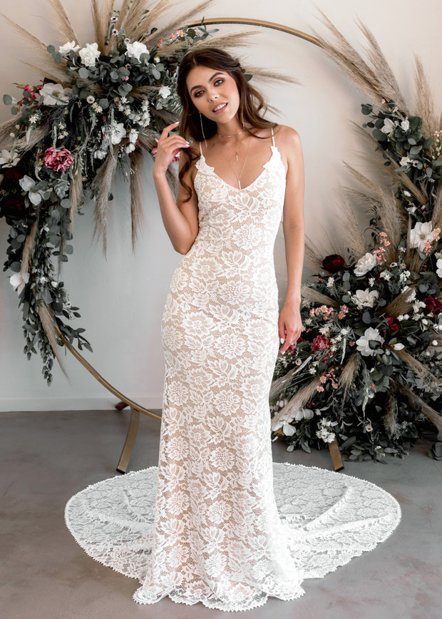 BREE-Wear Your Love Wedding Dress Collection