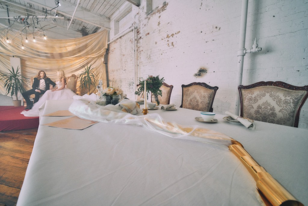 Check out this gorgeous venue, The Art Factory Paterson. This showcases their class mixed with elegance.