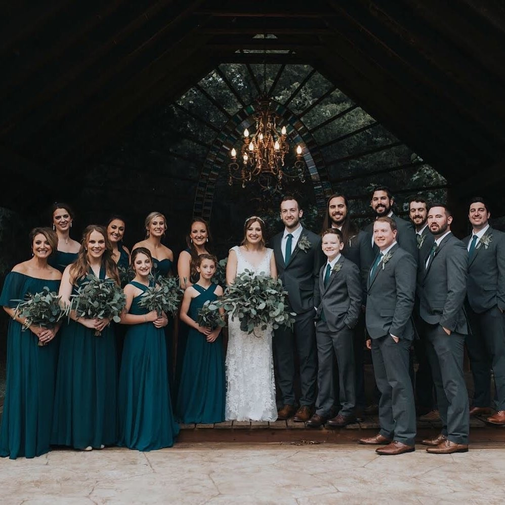 One of our favorite parts of the Revelry community? Our exclusive FB group, Revelry IRL! Brides and babes from around the world come
