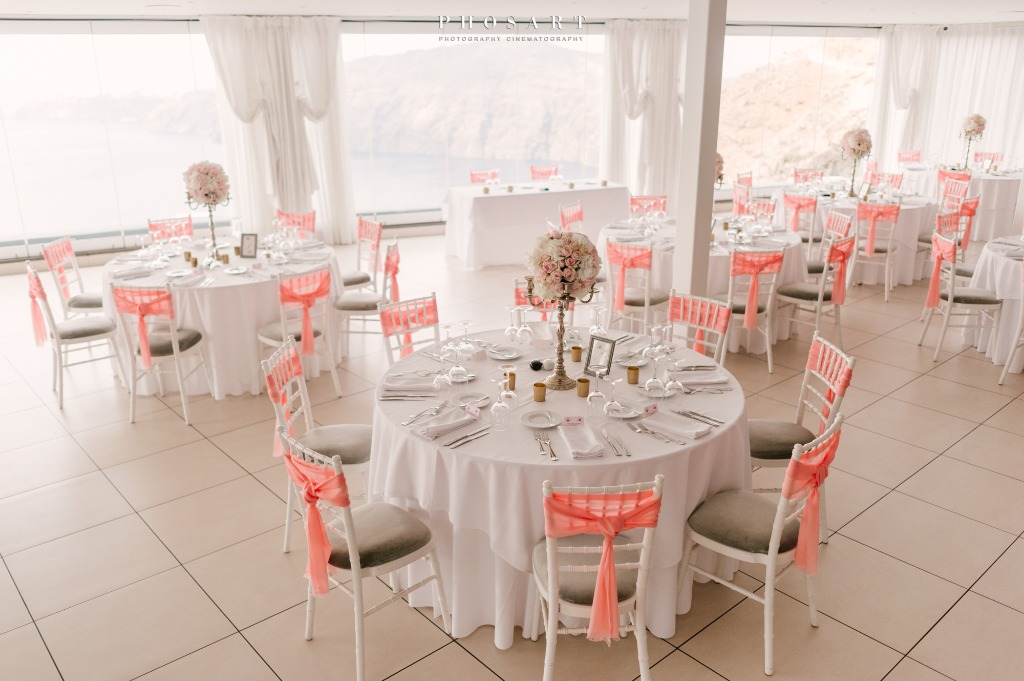 Wedding Details | Decoration! Santorini, Greece!