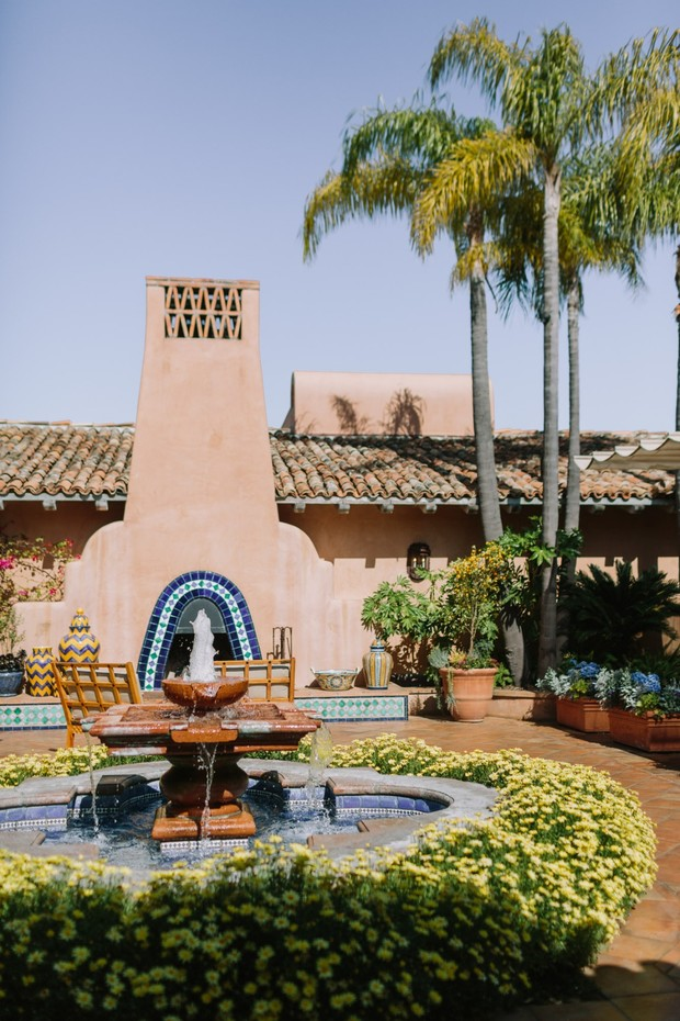 Rancho Valencia wedding venue