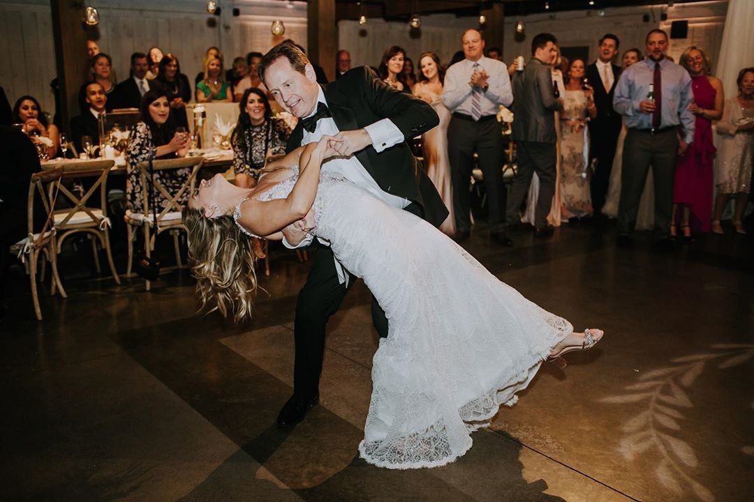 Who is ready to dip into the weekend in style? Classic moments with big endings in this Father/Daughter dance followed by Mother/Son
