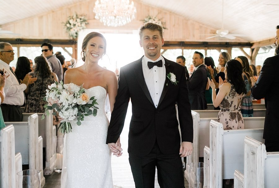 All you need is love and sunshine! Congratulations to Kayla & Ryan Stephens!