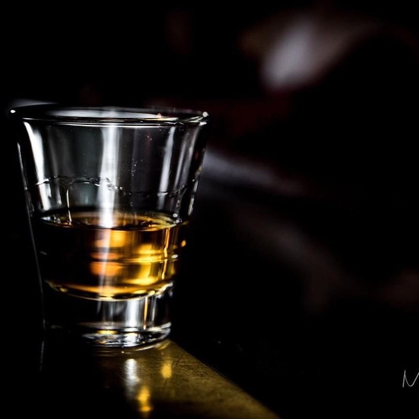 Sometimes the simplest things are the most satisfying. Join us for whatever satisfies you. 🥃😏