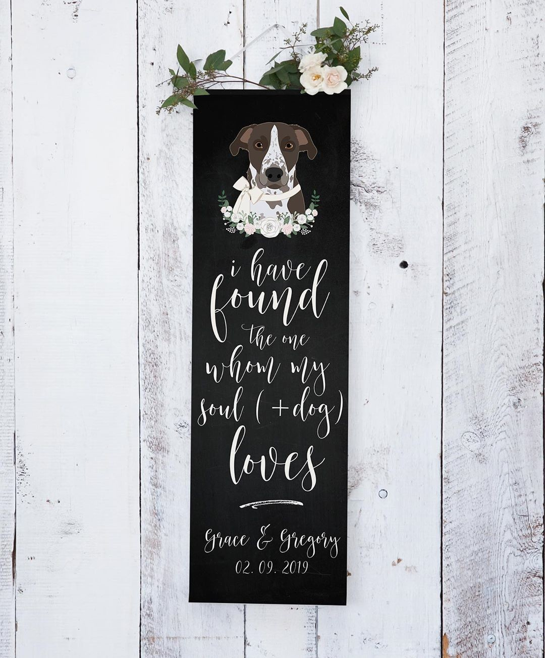 Who else is totally picturing a 101 Dalmatians meet-cute when you see this banner? Just us? 😍 When your dog is family, you just