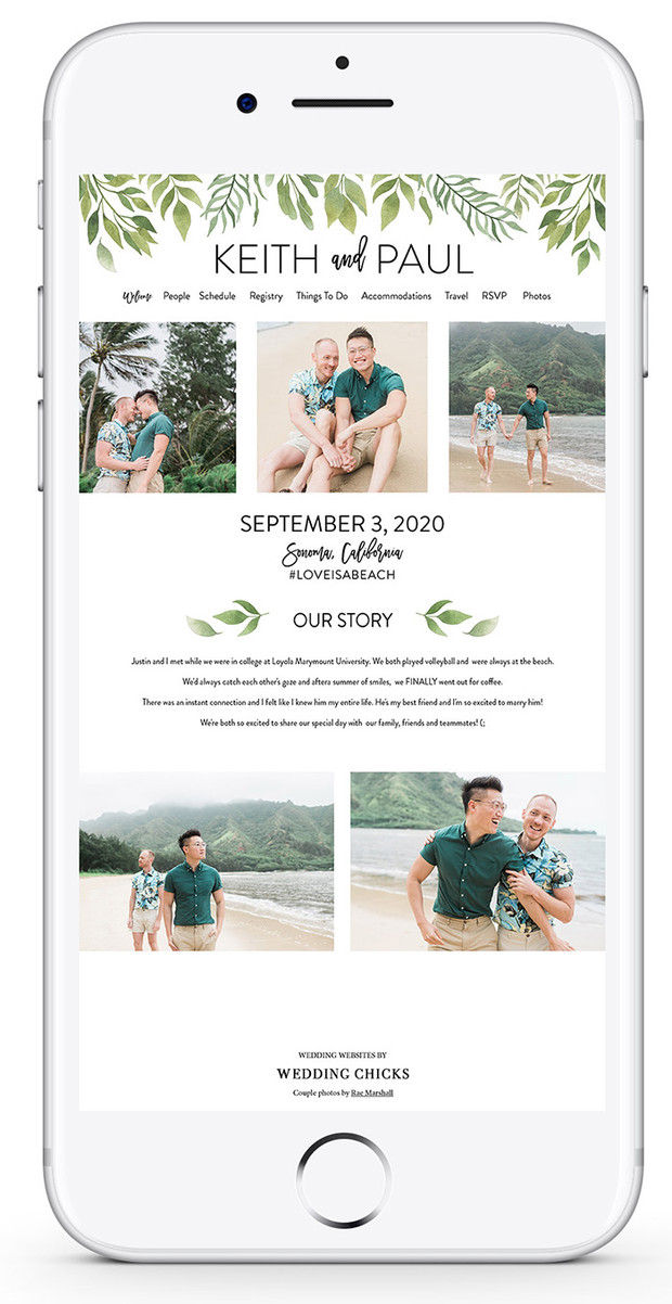 Free Wedding Websites to Check Out As Soon As You Get Engaged
