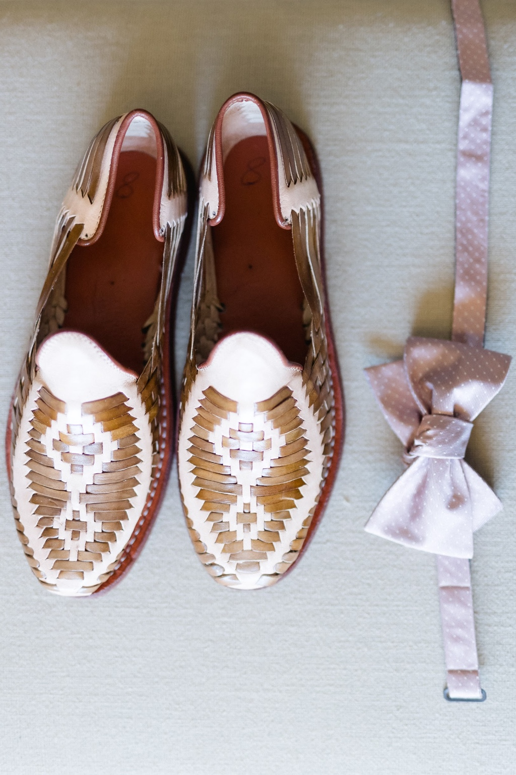 Hand-made shoes in Mexico!