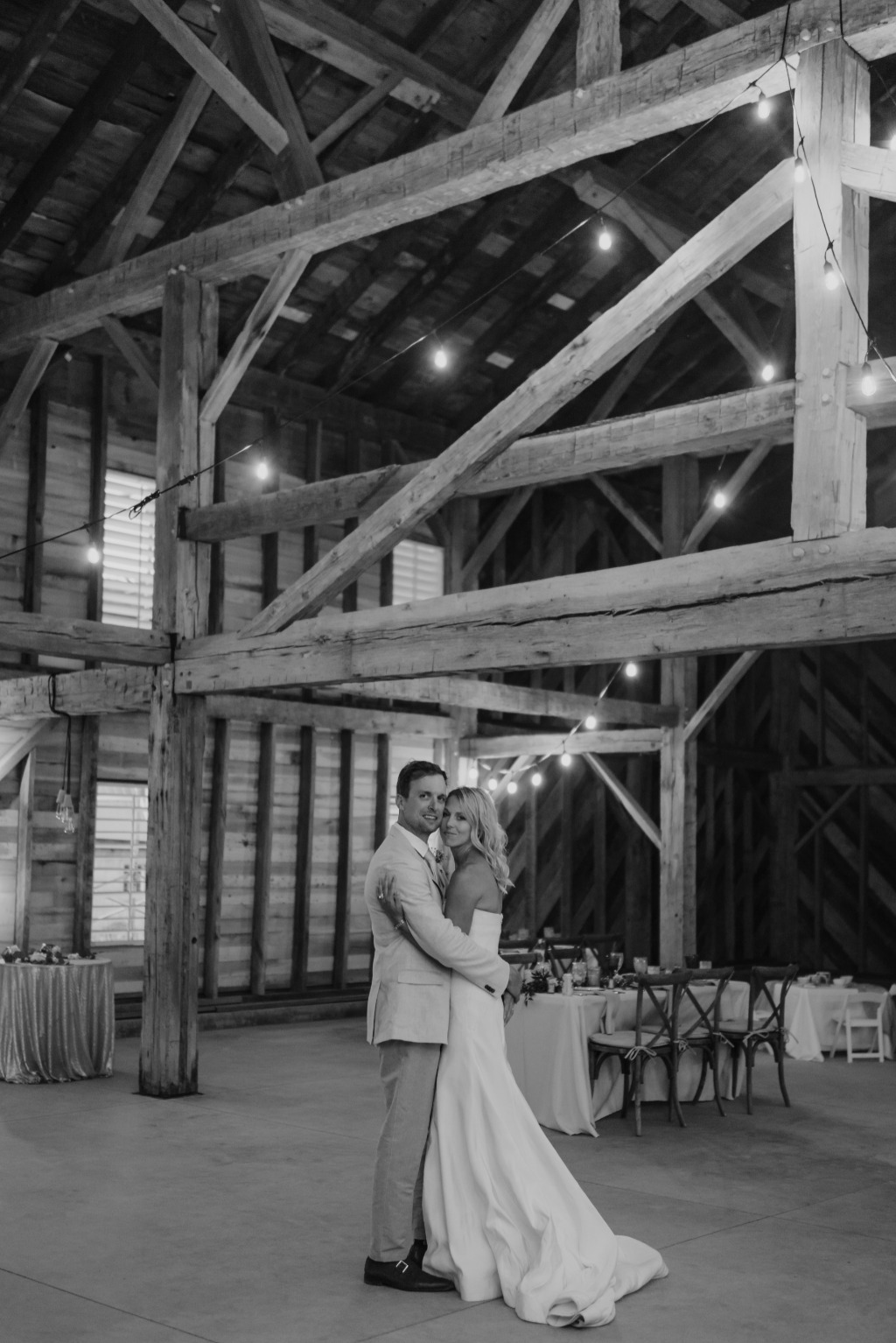 Come check out The Barn at Howard Creek Farm! Booking weddings for 2020!