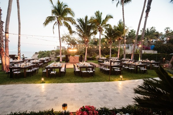 A Relaxed and Inviting Beach Wedding in Mexico