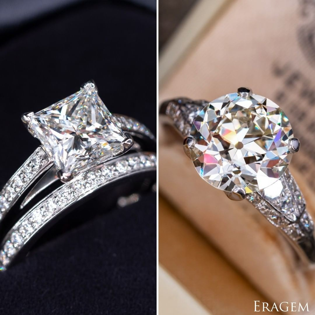 We used the #faceapp on this Grace ring by Tiffany &