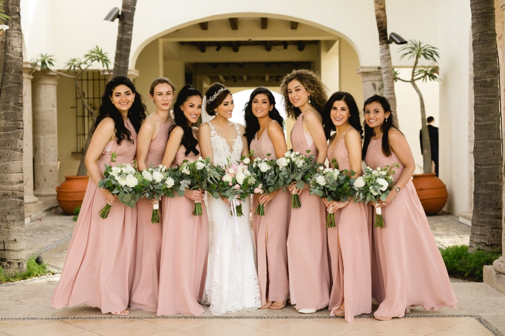 Luxury Persian wedding in Cabo.