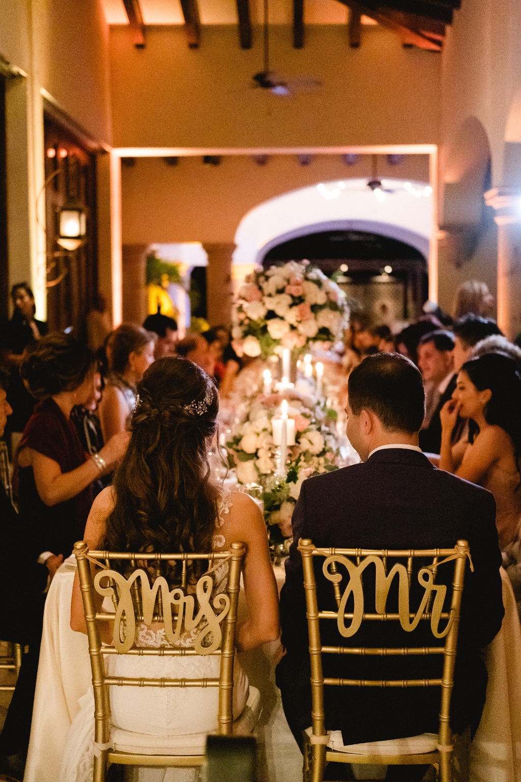 Intimate Luxury Persian Wedding in Cabo