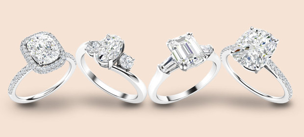 Yes, You Can Make Your Engagement Diamond Look Bigger