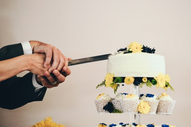 Commitment Equals Eating Your Wedding Cake on Every Anniversary