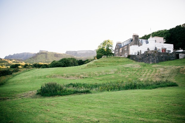 Flodigarry Hotel in Scotland
