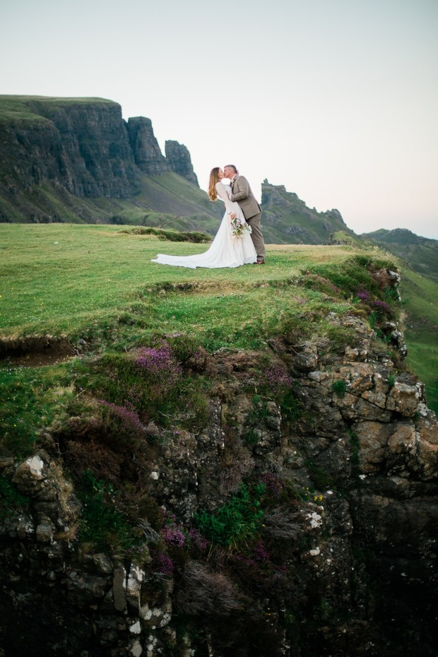 Dream elopement in Scotland