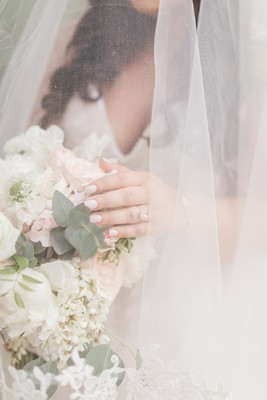 A Classic Early Spring Wedding at a French Country Estate