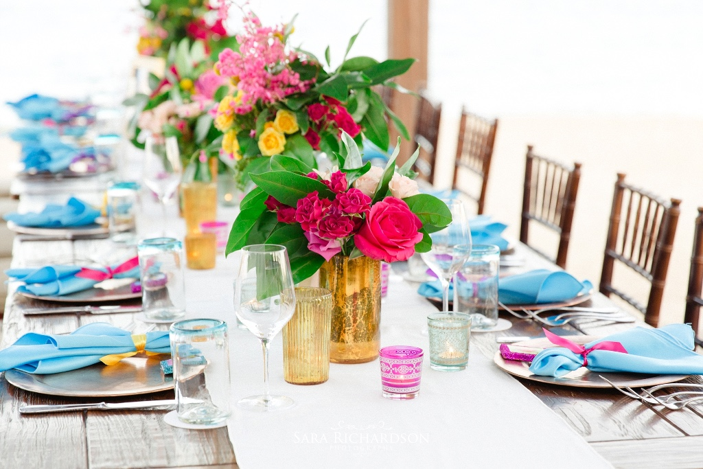 Colorful Mexican celebration for a Cabo Wedding