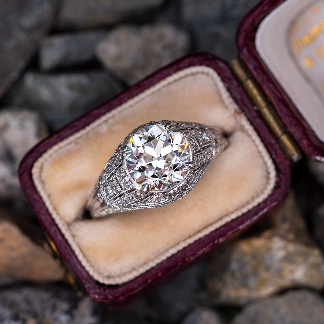 What do you know and love about old European cut diamonds?