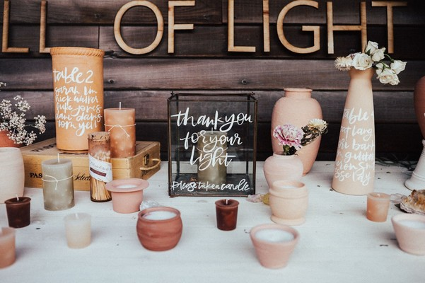 Dust, Love & Light: A Romantic Rustic Lodge Wedding Inspiration