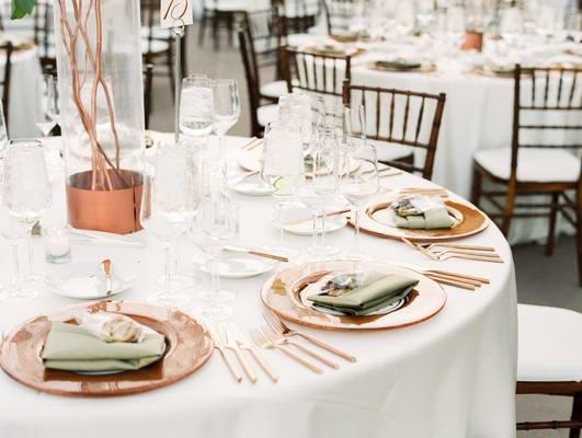 A Blush And Copper Cactus Themed Wedding