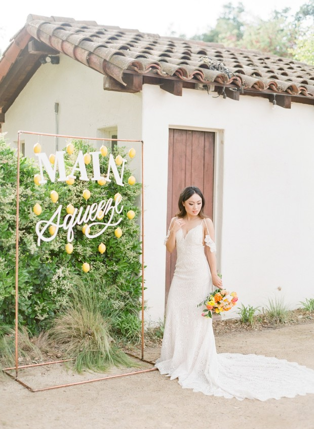 Main Squeeze wedding ideas