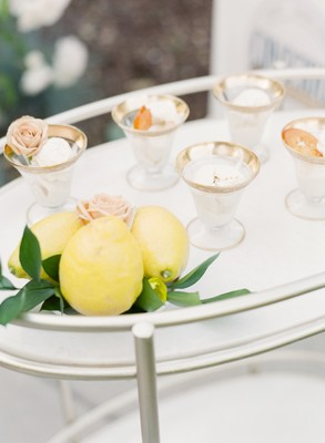 Limoncello-Inspired Italian Summer Wedding Ideas