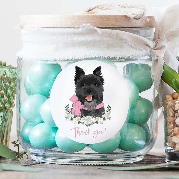 Give your guests a big thank you by sending them off with the perfect favors... or should we say paw-fect favors instead? 😍