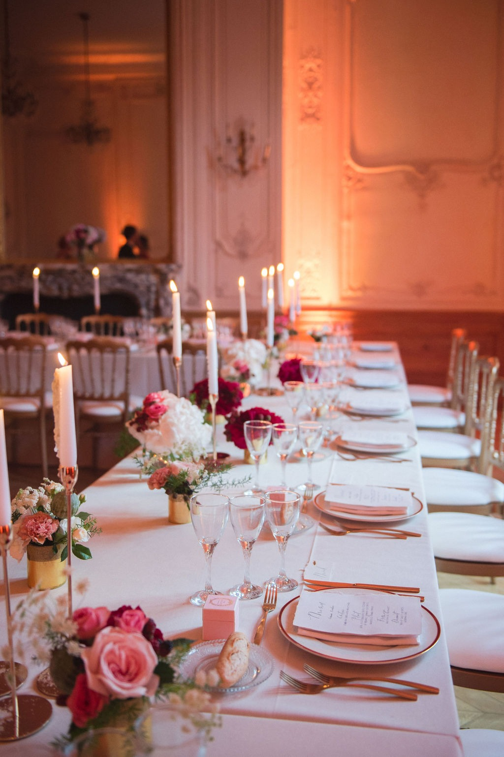 Elegant weddings in Paris