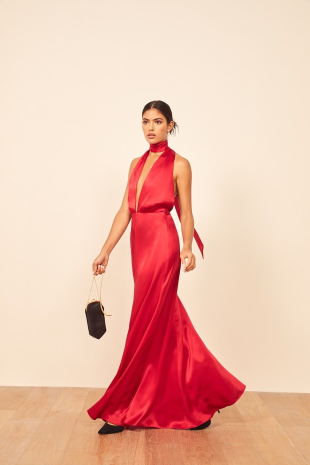 Reformation Has All Your Go-To Dresses for Fall Wedding Season