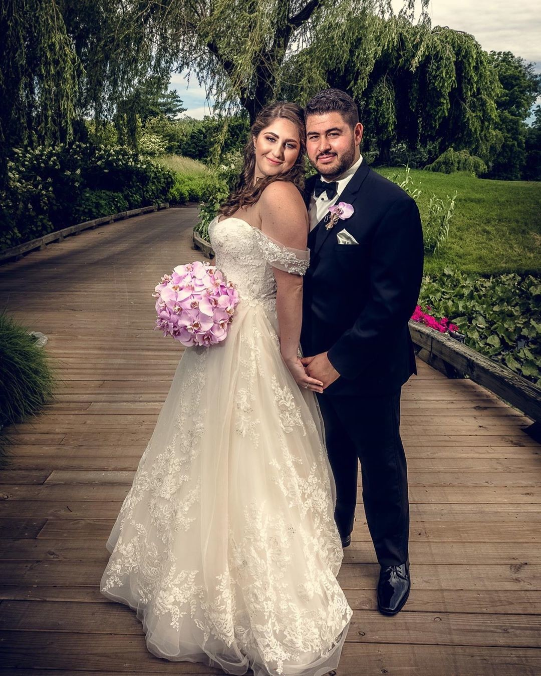 Congrats to Rebecca & Daniel on such a beautiful, fun and exciting Russian-Jewish wedding at The Talamore Country Club!!